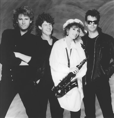 Quarterflash photo