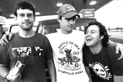 Propagandhi photo