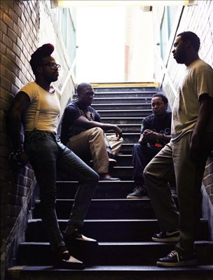 Robert Glasper Experiment photo