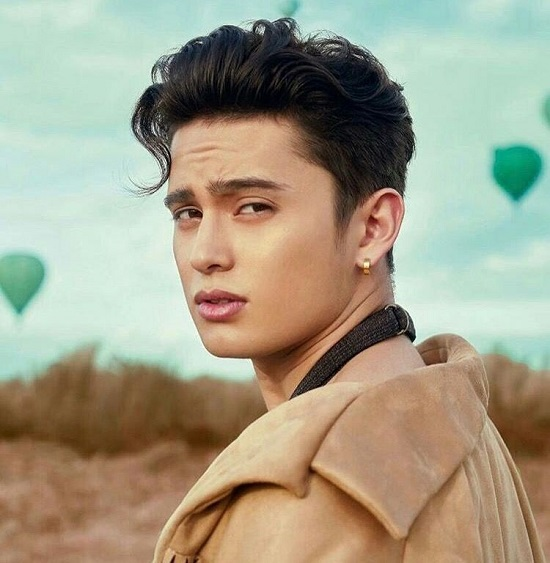 James Reid photo