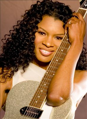 Nicole C. Mullen photo