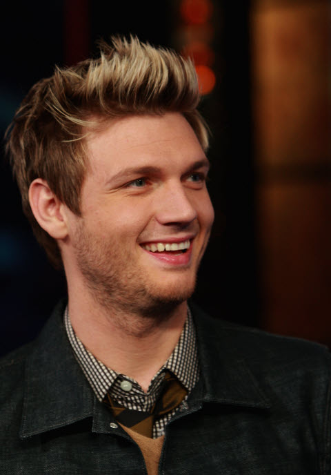 Nick Carter photo
