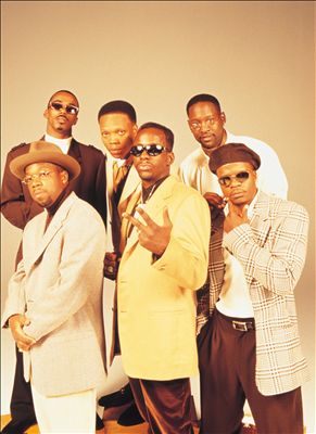New Edition photo