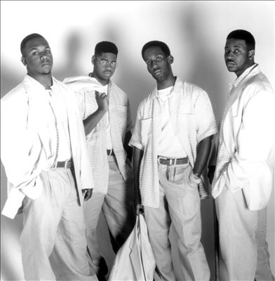Boyz II Men photo