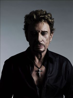 Johnny Hallyday photo