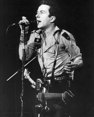 Joe Strummer photo