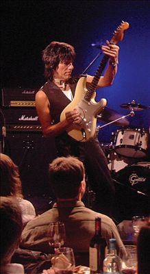Jeff Beck photo