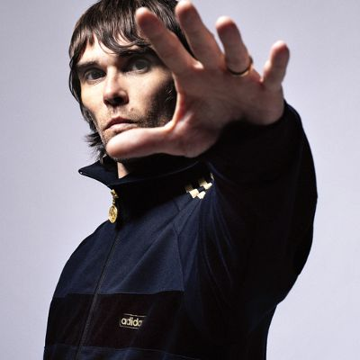 Ian Brown photo
