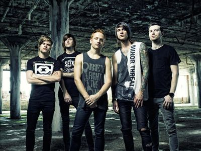 Blessthefall photo