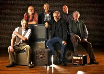 The Ozark Mountain Daredevils