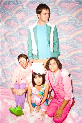 Deerhoof photo